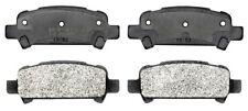 Disc Brake Pad Set-Semi Metallic Disc Brake Pad Rear fits 00-09 Subaru Legacy