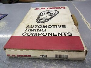 Engine Timing Set S.A. GEAR 73061 Chain & Gears FREE Shipping