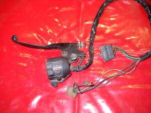 Blinkerschalter Schalter Links Kupplungsarmatur HONDA CB250N CB400N CM250 CM400