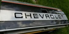 NiCE! 88-98 CHEVROLET CHEVY SILVERADO TAILGATE TAIL GATE ASSEMBLY OEM TEXAS
