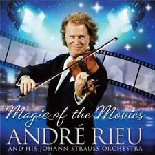 André Rieu - Magic Of The Movies (NEW CD)