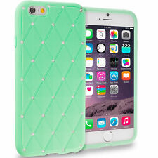Glossy Silicone/Gel/Rubber Mobile Phone Fitted Cases/Skins