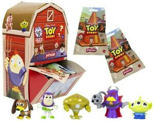 TOY STORY 2 MINIS BLIND BAGS - AL'S TOY BARN - 13 Characters to Choose From!