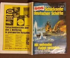 SOS Schicksale Deutscher Schiffe Nr. 59 Mit wehender Flagge gesunken