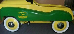 John Deere Pedal Car Taxi