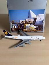 1/500Lufthansa Cargo Boeing B747-200F Herpa Wings 516051