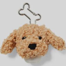 Bath & Body Work Labradoodle Pom Fluffy Dog Pocket *Bac Holder New with Tags