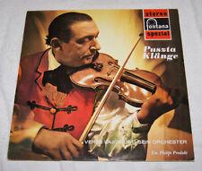 LP: Puszta Klange - Veres Lajos und sein Orchester (import) violin
