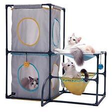 Sport Pet Designs PVC Furniture Cat Play Center