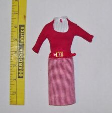 Vintage BARBIE #1622 STUDENT TEACHER DRESS BELT MATTEL 1965 REPRO REPRODUCTION