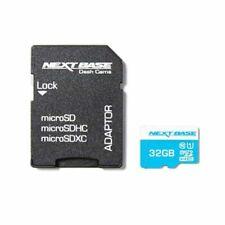 NEXTBASE 32GB Class 10 Micro SD Card made for 112,122,212,222 ,312GW,412GW,512GW