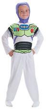 Toy Story Buzz Lightyear Basic Child Costume Printed Bodysuit Fancy Dress