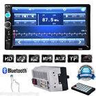 "7"" HD 2 DIN Bluetooth Car Stéréo Audio Vidéo MP3 MP5 Player Radio FM/USB/SD"