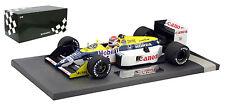 Minichamps Williams FW11B Japón 1987-Nelson Piquet World Champion 1/18 Escala