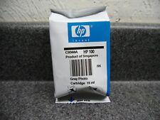 New Genuine HP 100 Gray Photo (C9368W) Ink Cartridge