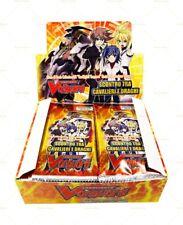 Box Cardfight!! Vanguard SCONTRO TRA CAVALIE Box 30 BUSTE IN ITALIANO