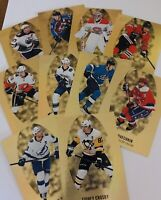 TIM HORTONS 2019-2020 GOLD ETCHINGS GE 1-10 UPPER DECK PICK WHAT U NEED