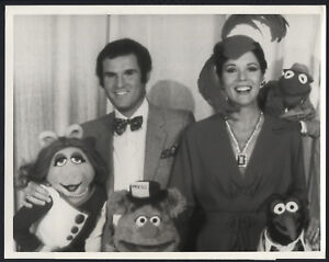 The Great Muppet Caper '84 CHARLES GRODIN DIANA RIGG MISS PIGGY FOZZY KERMIT