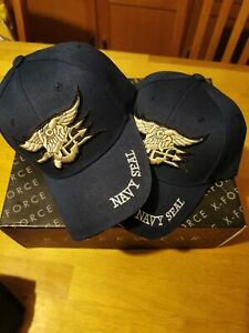 Baseball Cap. American Navy Seal. Navy blue. Brand New. Snap back. Embroidered.