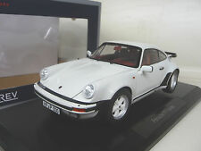 Porsche  911 930 Turbo White Limited Edition Norev 1/18 FREE SHIPPING WORLDWIDE