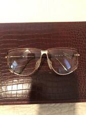NEOSTYLE mod. JET 33 335 Vintage 80s glasses frame eyeglass, Half rimmed lenses