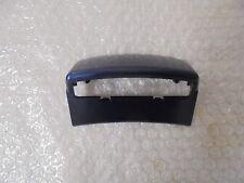 Vespa LX LXV License Plate Light Cover Midnight Blue 222/A New 63881040DE