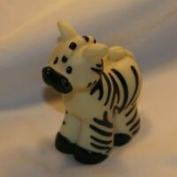 Fisher Price Little People Zebra 2006 Noah's Ark Replacement Piece Zoo Animal