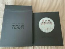 Bts map of the soul tour binder