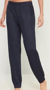 La Perla Long Sweatpants Lounge Pants XL Navy Blue Cotton Blend