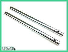 FORK TUBES, STANCHIONS, NORTON COMMANDO, 750, 850, 1968-1975 (PAIR) 06-3423