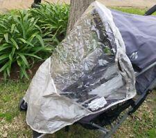 Maclaren stroller raincover.  Maclaren Vogue or techno raincover