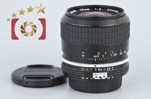 Excellent!! Nikon Ai NIKKOR 28mm f/2