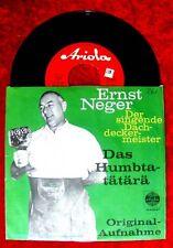 Single Ernst Neger Das Humkbta Tätärä Originalaufnahme