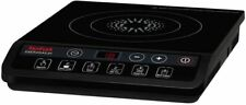 Tefal Induction Hob Portable Single Plate Cooker Electric Cooking Ring Black