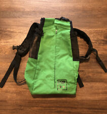 K9 Sport Sack Air M Rare Green Dog Backpack Carrier - Mint Used Once!