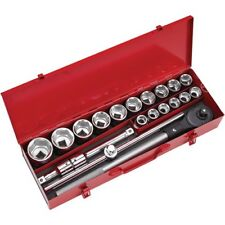"Clarke CHT870 3/4"" Drive 20 Piece Socket Set 1801870"
