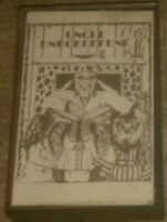 Cassette Tape album Toledo/Detroit band UNCLE KNUCKLEFUNK 90s rock SELF TITLED