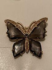 Vintage Brosche Schmetterling Modeschmuck