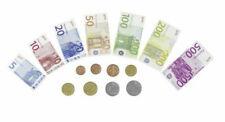 Goki 51853 Spielgeld, 84 Banknoten und 32 Münzen