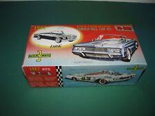 Jo-Han Original Box and Parts No Kit for 1962 Studebaker Lark Convertible