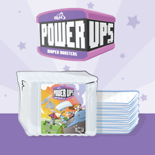 ABUniverse ABU PowerUps ABDL Diaper Booster Pads - Pack of 30