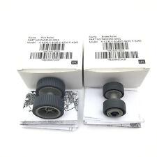 PA03540-0001 PA03540-0002 Brake Pickup Roller Fujitsu Fi-6130 Fi-6140  Fi-6230