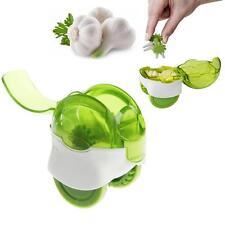 Garlic Zoom Chopper Slicer Wheels Arugular Home Kitchen Gadget Tools  LT