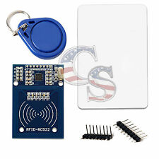 RFID-RC522 RF IC Card Sensor Arduino module with 2 tags MFRC522 DC 3.3V