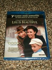 Life Is Beautiful (1997) Blu-Ray! Brand New! Out Of Print! Free Shipping!
