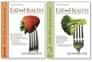 Eat for Health by Fuhrman, Joel Book The Fast Free Shipping