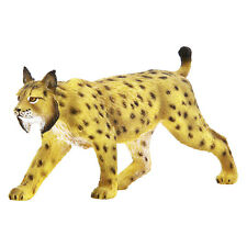 MOJO Iberian Lynx Animal Figure 387064 NEW IN STOCK Toys Collectibles