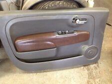 Fiat 500 Brown Leather Passenger Door Card