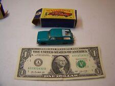 Matchbox / Lesney - Vintage Diecast Teal Studebaker Station Wagon #42