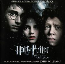 Harry Potter and the Prisoner of Azkaban Original Soundtrack Cd by John Williams